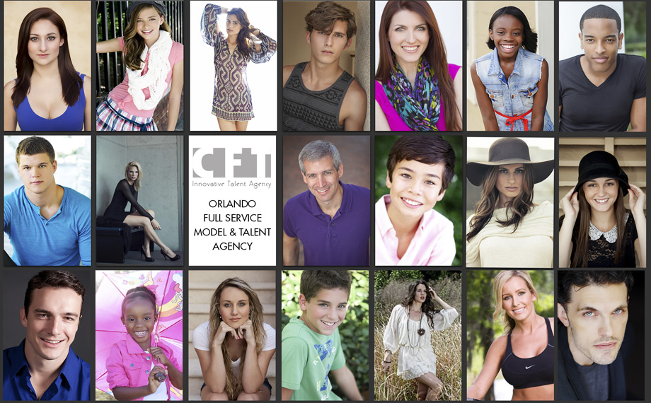 CFT - Orlando premiere talent model agency for nearly to 2 decades